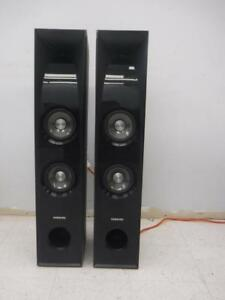 Samsung TW-J5500 Sound Tower BT Speakers. WE buy and sell speakers. 116223*