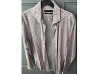 """C floral shirt 15.5"""""""