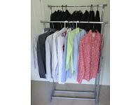 Women blouses - classic line great for suits, different colours available
