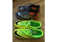 Nike Mercurial Football Boots UK 7