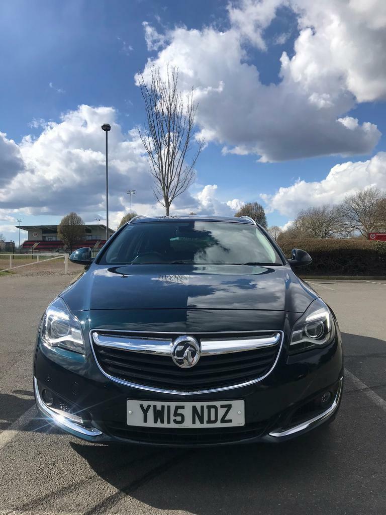 Vauxhall insignia 2015 SRI Nav AUTOMATIC