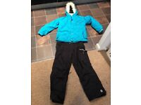 Snowboarding/skiing jacket and trousers