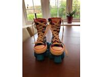 Monster High Roller Boots size 2