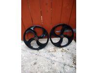BMX Mag Wheels