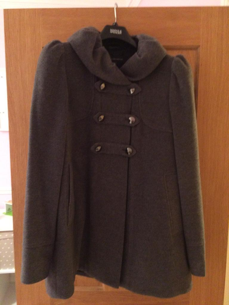 French Connection Coat Size 14