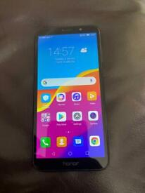 Huawei Honor 7s black unlocked android