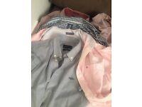 Good quality shirts, large - Henri Lloyd, ted baker, crew,