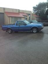 1995 Ford Falcon Ute duel fuel 3 seater auto gas rego Newtown Geelong City Preview