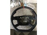 Mk4 mondeo custom steering wheel
