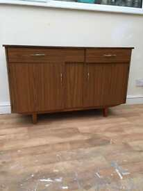 Retro medium sized sideboard, bargain free delivery