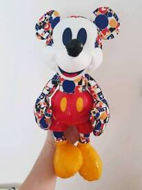 Limited Edition Mickey Mouse Memories Plush (march edition)
