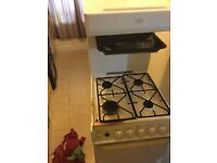 Gas cooker free