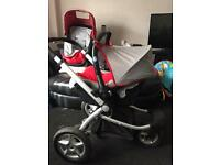 Mothercare my 4 travel system