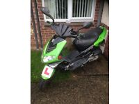 Speed fighter 2 100 cc swaps for pit bike or try me??