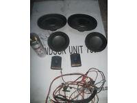 car audio/speakers