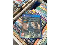 Bullet storm PS4 game