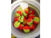 40 Wilson tennis balls