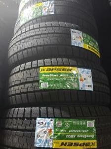 4 winter tires icemax 245/45r20 new