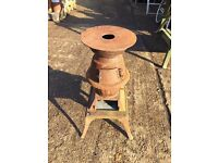 Small Cast Iron Wood Burner