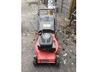 Champion 40 Lawn Mower petrol