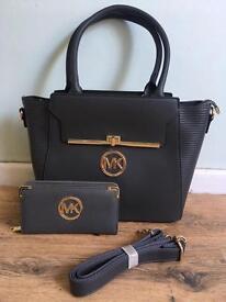 Michael Kors MK bag and purse sets