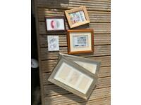 Free picture frames & pictures