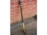 old hockey stick