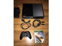 Xbox One 500GB Console Black Forza Horizon