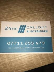 24HR CALLOUT ELECTRICIAN