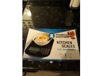 Weight watchers smart points kitchen scales. Brand new.