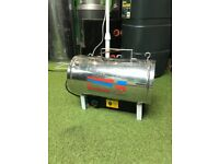 Cheshunt Hydroponics Store - used Hotbox Elite greenhouse heater