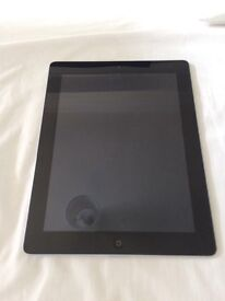 Apple iPad 2 16GB WIFI Black Perfect Condition