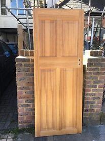 Free pine internal door: 1955x760x44mm