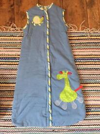 Baby toddler sleeping bag 6-18 months 2.5 togs. Brand new no tags