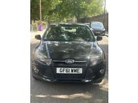 Ford Focus Automatic Petrol 2011
