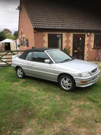 Ford escort SI Cabriolet 10 mouths MOT