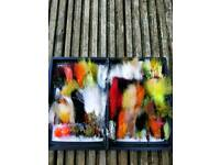 Selection of fishing flies