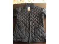 new with tags ralph lauren coat/jacket