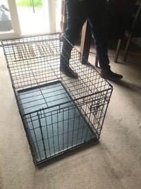 Medium pets at home dog cage