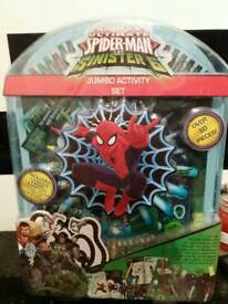 Marvel spiderman set