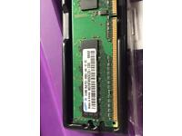 Samsung Harddrive&Ram