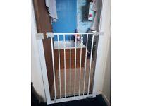 Sturdy Stair Safety Gate