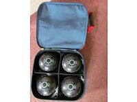 For Sale: Almark Bowls Set of 4 + Clothes + Accessories £100 OVNO