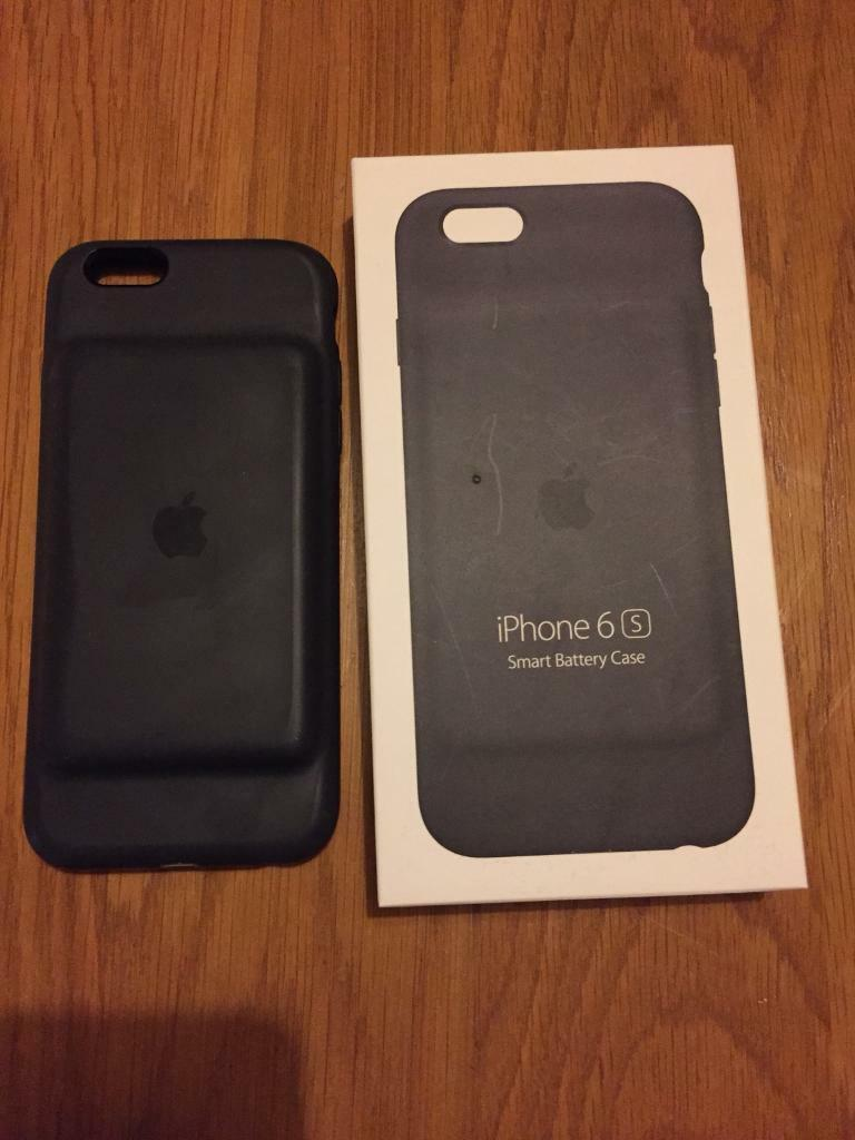 I phone 6 smart battery cover