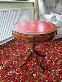 Small Circular Table