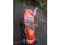 Flymo electric mower in good condition