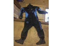 Women Body Glove Drysuit