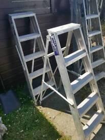 Step ladders (2 pairs)