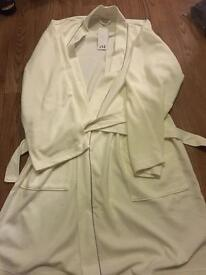 Brand new with tags towelling dressing gown