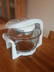Halogen Oven, Cookshop Digital Halogen Oven, as new never been used, includes accessories